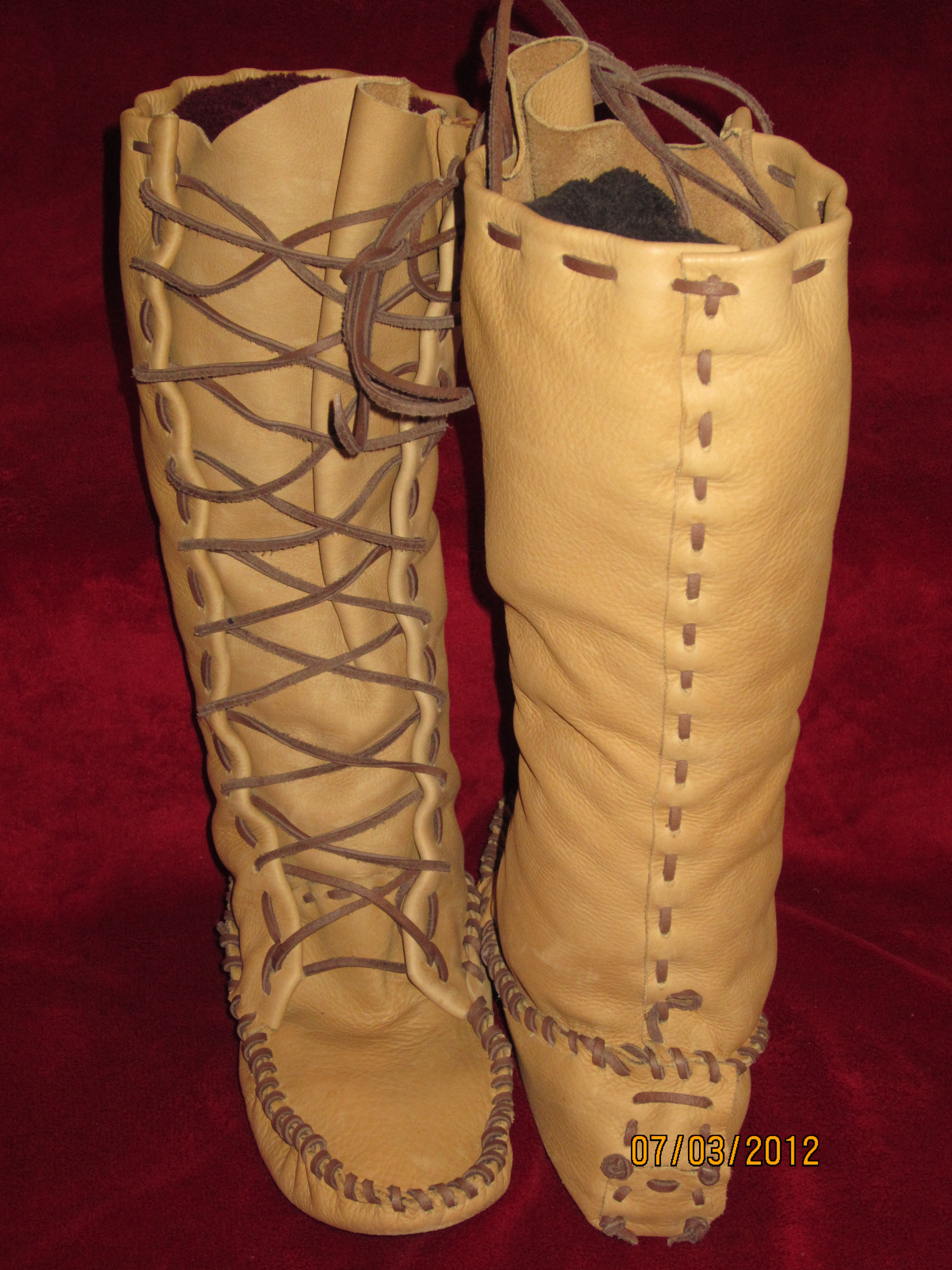 Moccasin boot patterns nativeamerican moccasin boot patterns butik